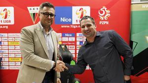 Pilka nozna. Nice I liga. GKS Tychy. Konferencja prasowa. 07.12.2017