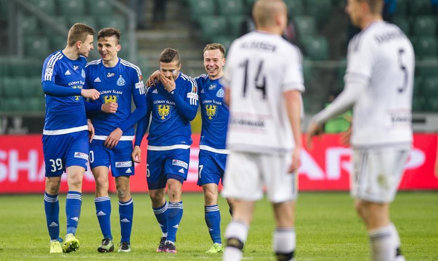 Legia Warszawa - Ruch Chorzow