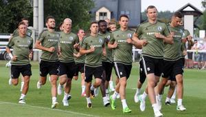 Legia Warszawa. Zgrupowanie w Warce