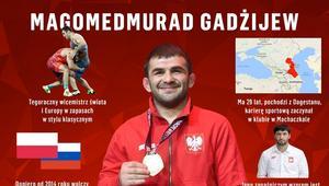 Gadżijew – infografika