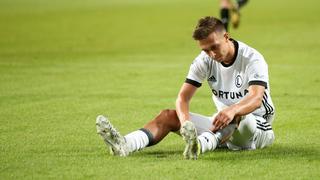 Pilka nozna. Ekstraklasa. Legia Warszawa - Korona Kielce. 22.07.2017