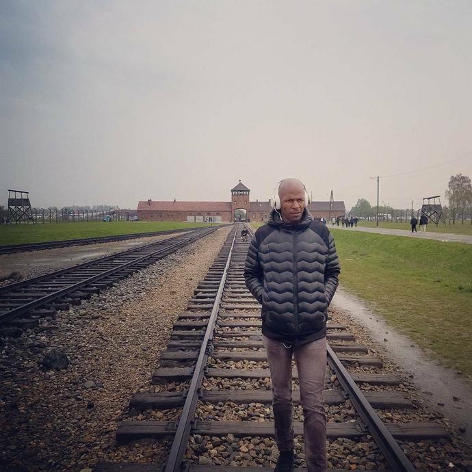 Ray Allen w obozie koncentracyjnym Auschwitz-Birkenau. – Gdy wszedłem do obozu koncentracyjnego Auschwitz-Birkenau, zdębiałem – przyznał były koszykarz.