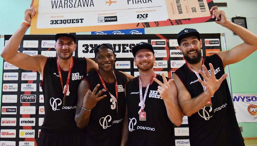 3x3 World Tour - R8 Basket Kraków 3x3