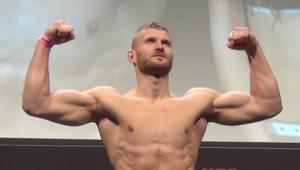 Jan Błachowicz vs Igor Pokrajac - oficjalne ważenie przed galą UFC