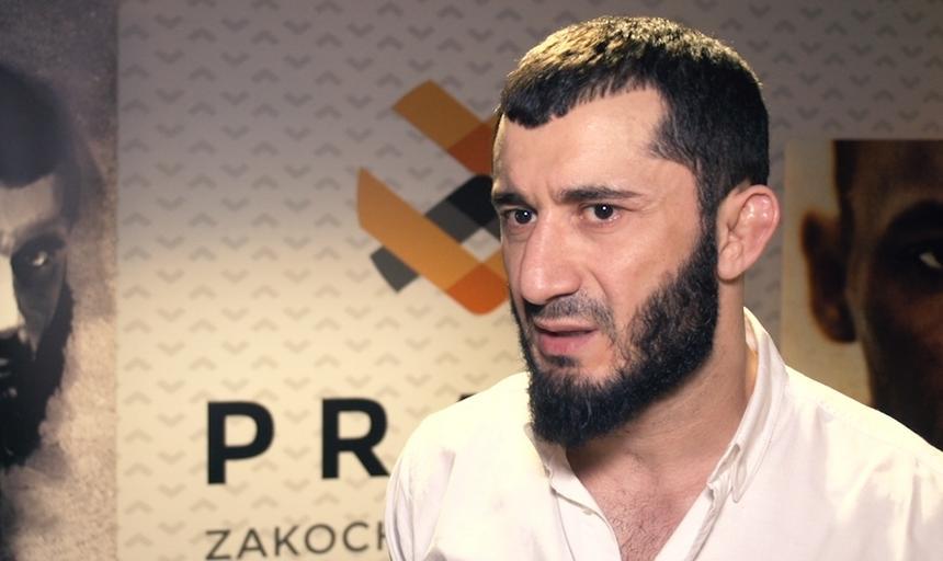 Chalidow: We wrześniu zadecyduję o mojej karierze w MMA