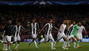 FC Barcelona vs Juventus Turyn