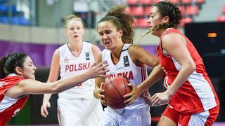 Polskie koszykarki na 13. miejscu w uniwersjadzie
