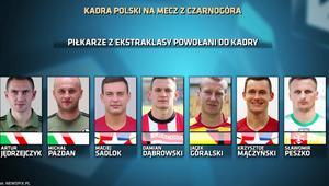 Co może czekać reprezentację Polski w Podgoricy?