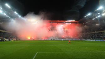 Legia Warszawa Górnik Zabrze race