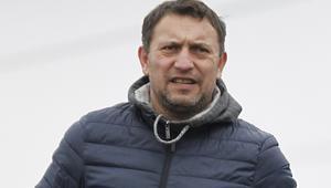 Trener Dariusz Okoń