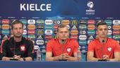 Skrót konferencji przed meczem Polska - Anglia: Wierzymy!
