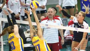 WGP siatkarek: Polki pewnie pokonały Kazachstan