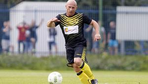 Pilka nozna. IV liga. Ruch II Chorzow - Ruch Radzionkow. 03.09.2016