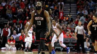 NBA: New York Knicks at Houston Rockets