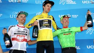 AMGEN Tour of California - Stage 7 Men's: Mountain High to Pasadena