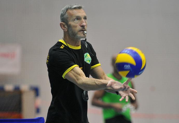Emanuele Zanini – trener Warty Zawiercie
