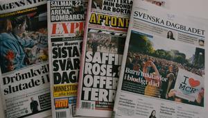 Szwedzka prasa przed finałem LE: Uwaga na fałszywe bilety