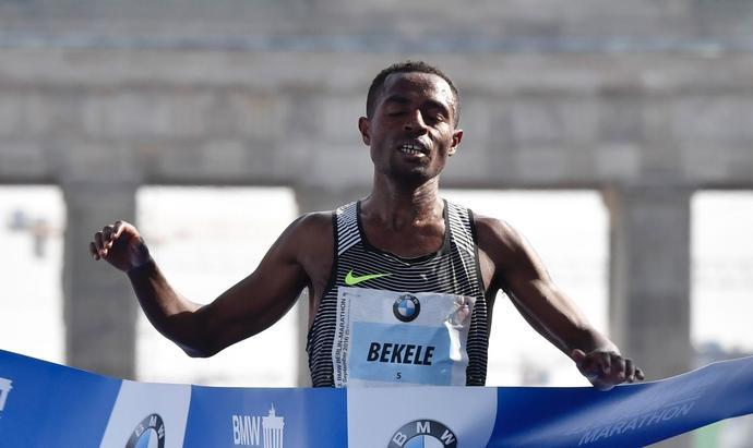 Kenenisa Bekele – kandydat na rekordzistę świata w maratonie