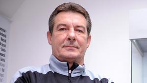 Janusz Jojko - trener bramkarzy GKS Katowice