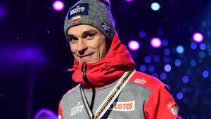 Mistrzostwa swiata w narciarstwie klasycznym 2017 - Ceremonia konkurs skokow na duzej skoczni