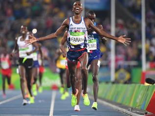 IAAF oczyściło Mo Faraha z podejrzeń o doping