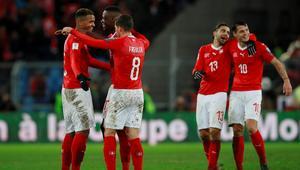2018 World Cup Qualifications - Europe - Switzerland vs Northern Ireland