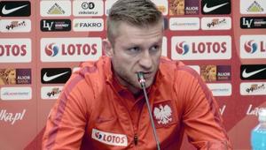Błaszczykowski: Nie ma miejsca na brak koncentracji
