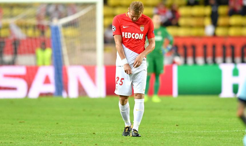 FOOTBALL : Monaco vs Porto - Ligue des Champions - 26/09/2017