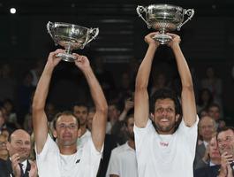 Wimbledon: Triumf Kubota i Melo w deblu po morderczym finale [GALERIA]