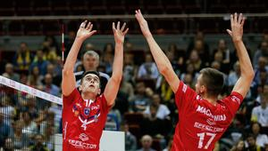 Siatkowka. Plus Liga. Lotos Trefl Gdansk - Effector Kielce. 03.10.2016