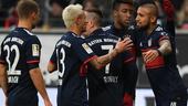 Eintracht Frankfurt vs. FC Bayern Munich