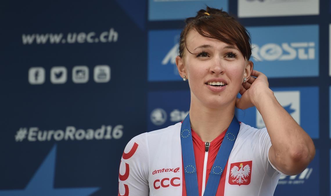Nominowani 2016: Katarzyna Niewiadoma