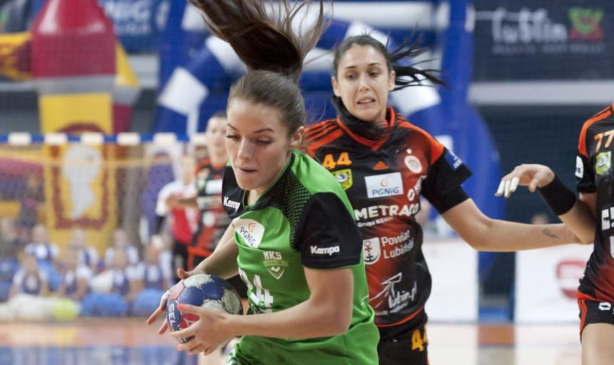 MKS Selgros Lublin - Zaglebie Lubin