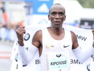 Kipchoge znów chce atakować 2 godziny w maratonie