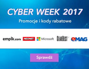 Cyber Monday - Kupony rabatowe