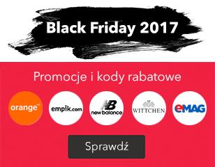 Black Friday - Kupony rabatowe