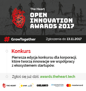 The Heart Open Innovation Awards 2017