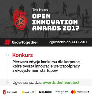 The Heart Open Innovation Awards 2017