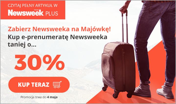 Kup subskrypcję Newsweek Plus