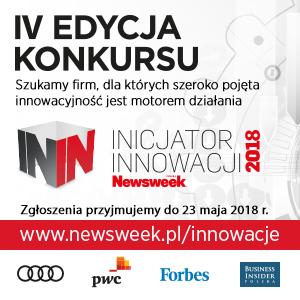 Inicjator Innowacji 2018