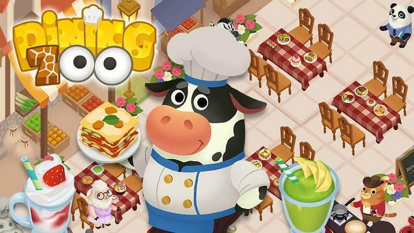 Dining Zoo gra online