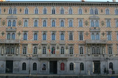 Palata Gopčević u Trstu