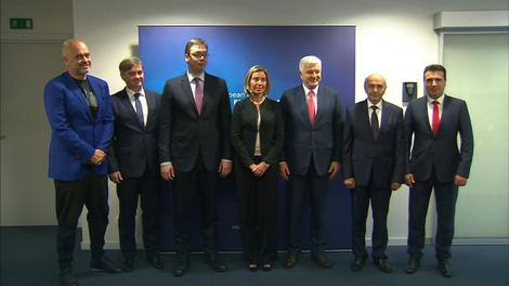 Lideri Zapadnog Balkana