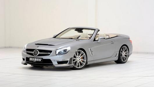 Brabus 800 Roadster – do lansu na Pomorzu
