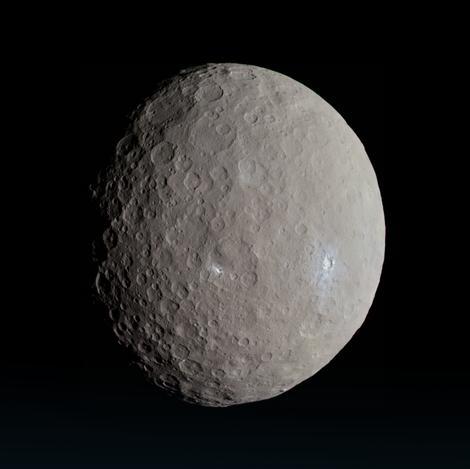 Planeta je dobila ime po rimskoj boginji Cereri
