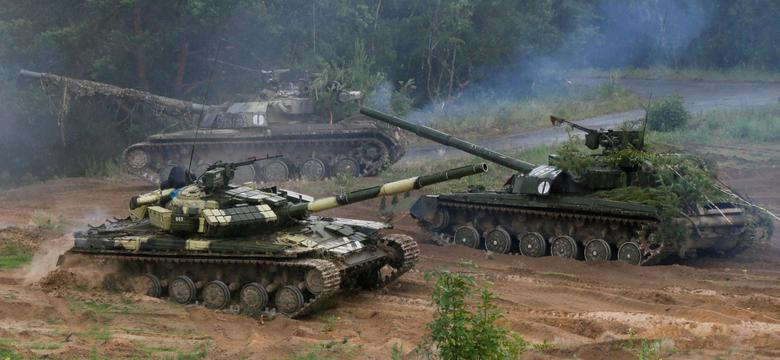 Ukraina jest gotowa do bezterminowego przestrzegania rozejmu