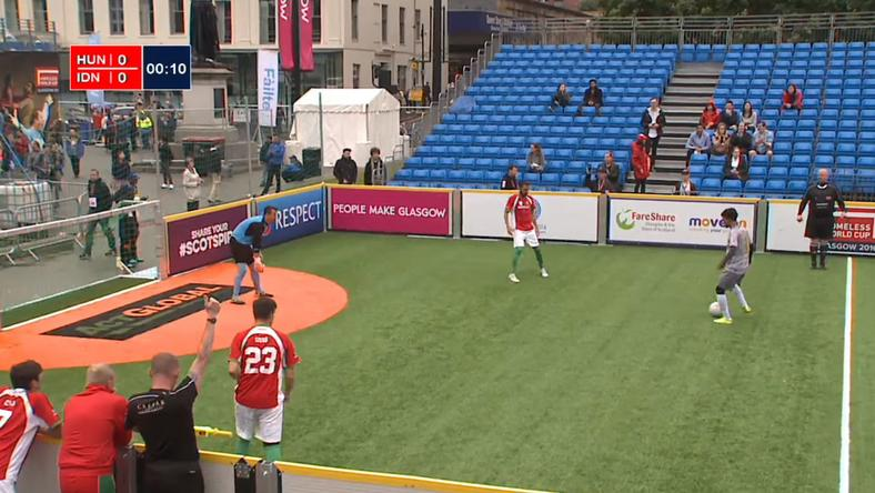 Homeless World Cup 2016 / Fotó: Youtube