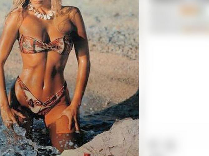 Ana je bila Mis Jugoslavije i najveća SEKS BOMBA Balkana: Danas ima 54 godine i u bikiniju ostavlja BEZ DAHA