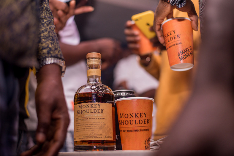 Last friday was a blast… Thanks to Monkey Shoulder
