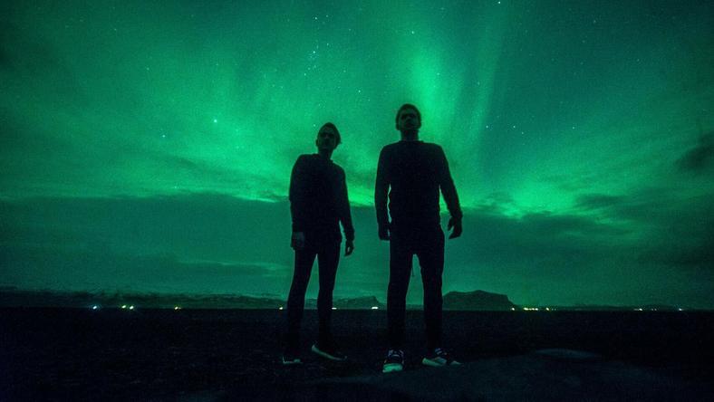 A Jetlag tagjai személyesen láthatták az égi jelenséget / Fotó: Almási Bence